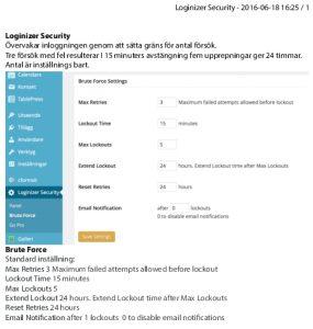 Icon of Loginizer Security